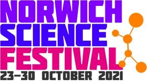 Norwich Science Festival Logo
